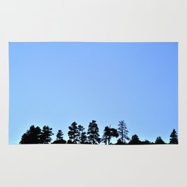 The Pine Forest Rug
