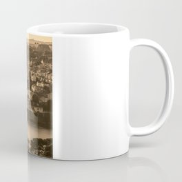 Falmouth Green Bank Coffee Mug