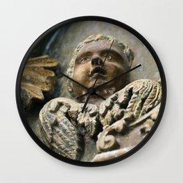 ANGELO BAROCCO Wall Clock
