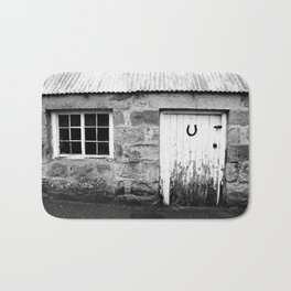 Lucky Scottish Door Bath Mat
