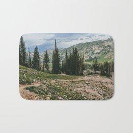 Wasatch Mountains, Utah Bath Mat