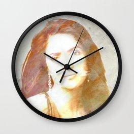 Sexy Salma Wall Clock