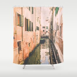 Venice II Shower Curtain