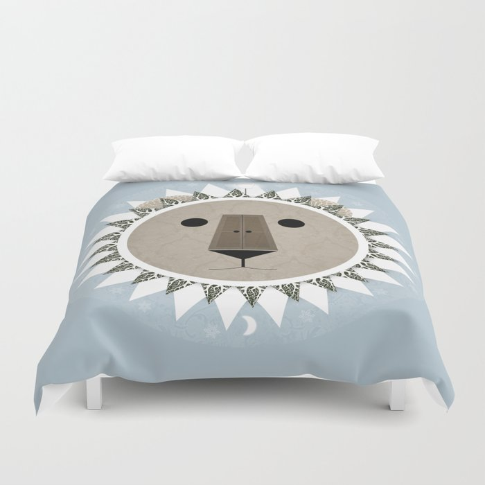 The Lion, the Witch and the Wardrobe Duvet Cover
