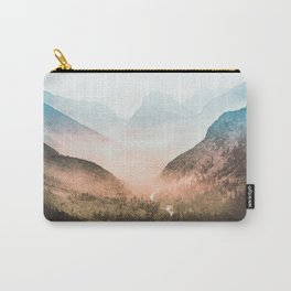 Mountain Adventure 21 - Nature Photography Carry-All Pouch
