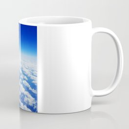 Looking Above the Clouds Coffee Mug
