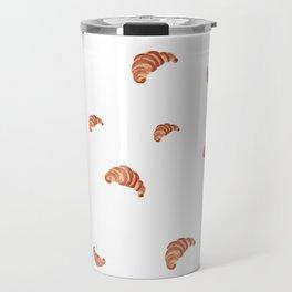 Croissants Travel Mug