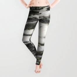 Carrara Marble Leggings