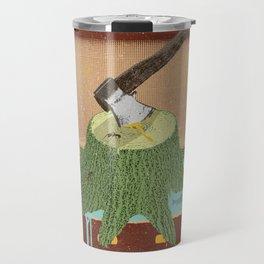 TRAVELING STUMP Travel Mug