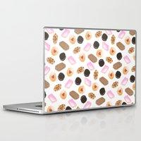 cookies Laptop & iPad Skins featuring Cookies! by Sylvia Morris