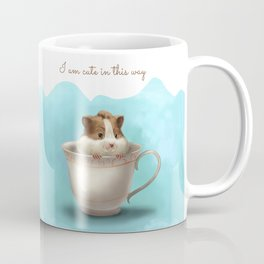 hamster in the cup Coffee Mug