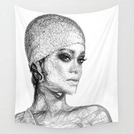 Rihanna Wall Tapestry