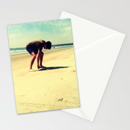 The Artist At Work Stationery Cards