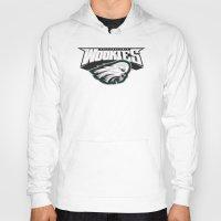 nfl Hoodies featuring Philadelphia Wookies - NFL by Steven Klock
