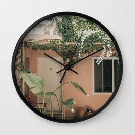 Los Angeles Life Wall Clock