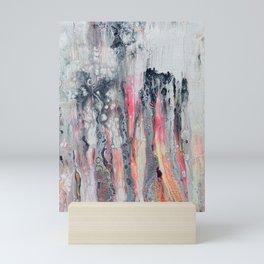 Drizzle in Color Mini Art Print