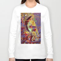 miami Long Sleeve T-shirts featuring miami by donphil