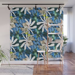 Twirl of Spring oversize Wall Mural