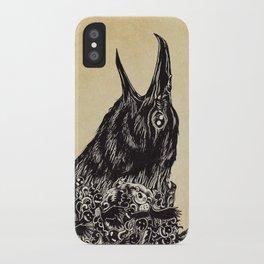CROW-ded iPhone Case