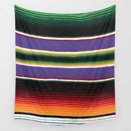 MEXICAN SERAPE Wall Tapestry