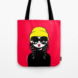 mood. Tote Bag