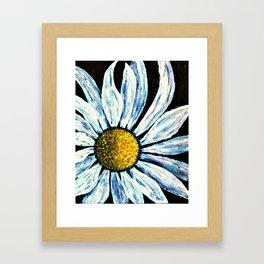 Giant Daisy Framed Art Print