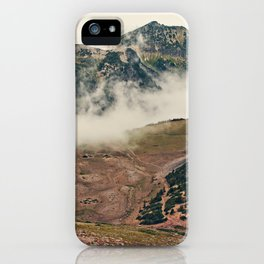 Mountain Hike iPhone Case