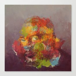 Ayers Canvas Print
