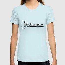 saturation logo T-shirt
