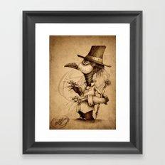 #10 Framed Art Print