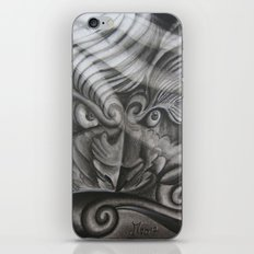 Don't Mess With The Fu iPhone & iPod Skin