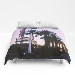 Elvis Slept Here Comforters