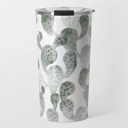 TRYPOPHOBIA, cactus pattern by Frank-Joseph Travel Mug