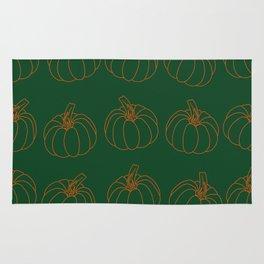 Pumpkin #2 Rug
