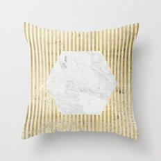 inverse esagOld Throw Pillow