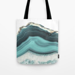 Sea Agate Tote Bag