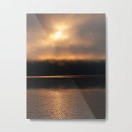 twilit I Metal Print