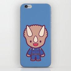 Dino Cop iPhone & iPod Skin