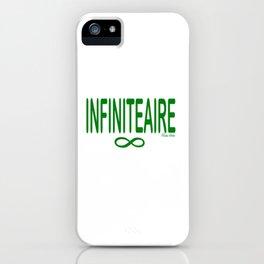 INFINITEAIRE - Rasha Stokes iPhone Case