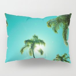 The Queen's Palms Pillow Sham