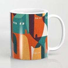 Cat Family Mug