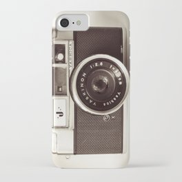 old camera photography, Camera photograph iPhone Case