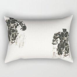 Big Guy Rectangular Pillow