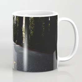 Into The Woods I Go - Nature Photography Coffee Mug