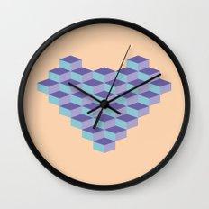 Blocs Wall Clock