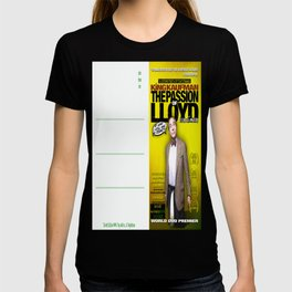 King Kaufman: The Passion of Lloyd (2008) - Movie Poster Postcard T-shirt