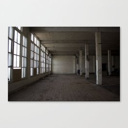 Lost Focus Canvas Print