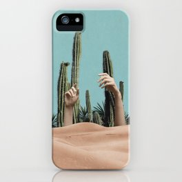Is There Life on Earth III iPhone Case