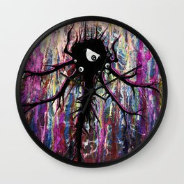 Incompletionist Wall Clock