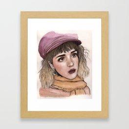 Simply_Kenna Framed Art Print
